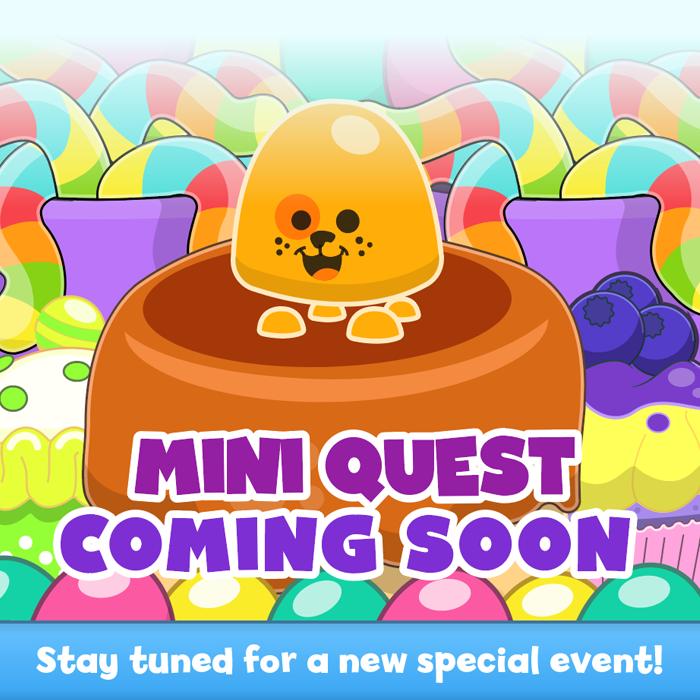 Mini Quest Coming Soon!