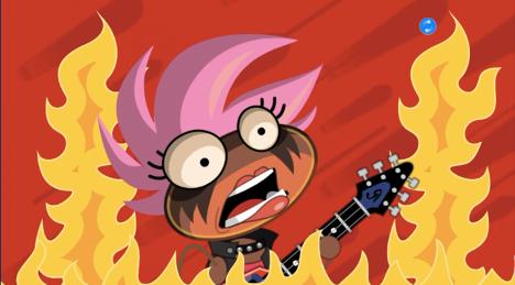 Rock & Roll Cinder