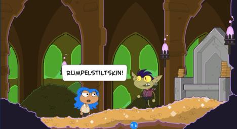 RUMPELSTILTSKIN!