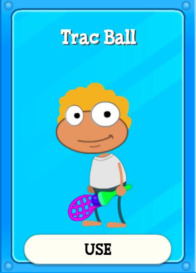 Trac Ball