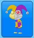 Binary Bard costume