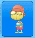 Sandy Beach Costume