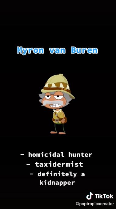 Myron Van Buren