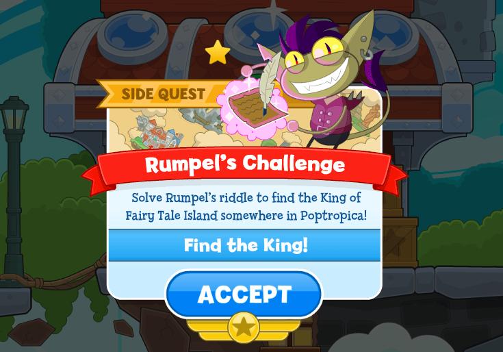 Rumpel's Challenge objective