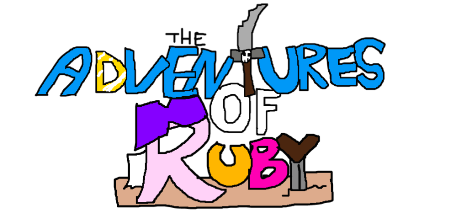 The Adventures of Ruby logo
