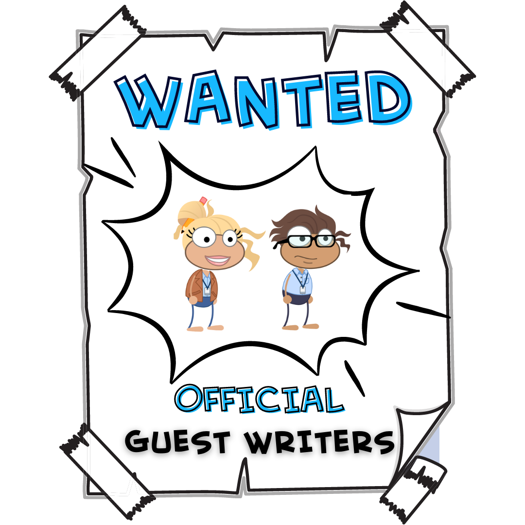 Wanted: Official Guest Writers