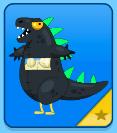 Acidic Dinosaur Costume