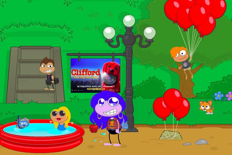 Clifford's Grow Power