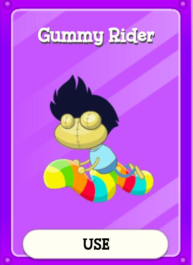 Gummy Rider