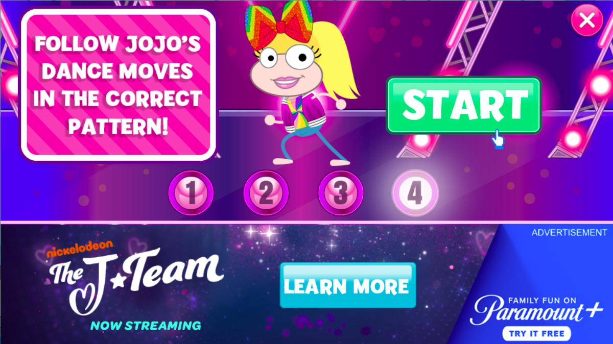 J-Team dance challenge