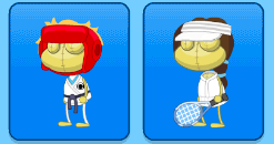 Karate and Tennis Outfits