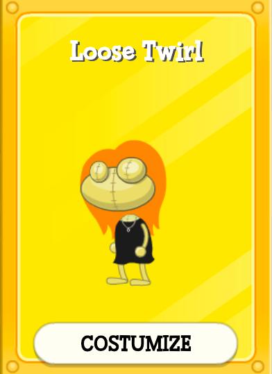 Loose Twirl