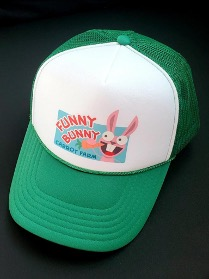 Top of Funny Bunny Hat