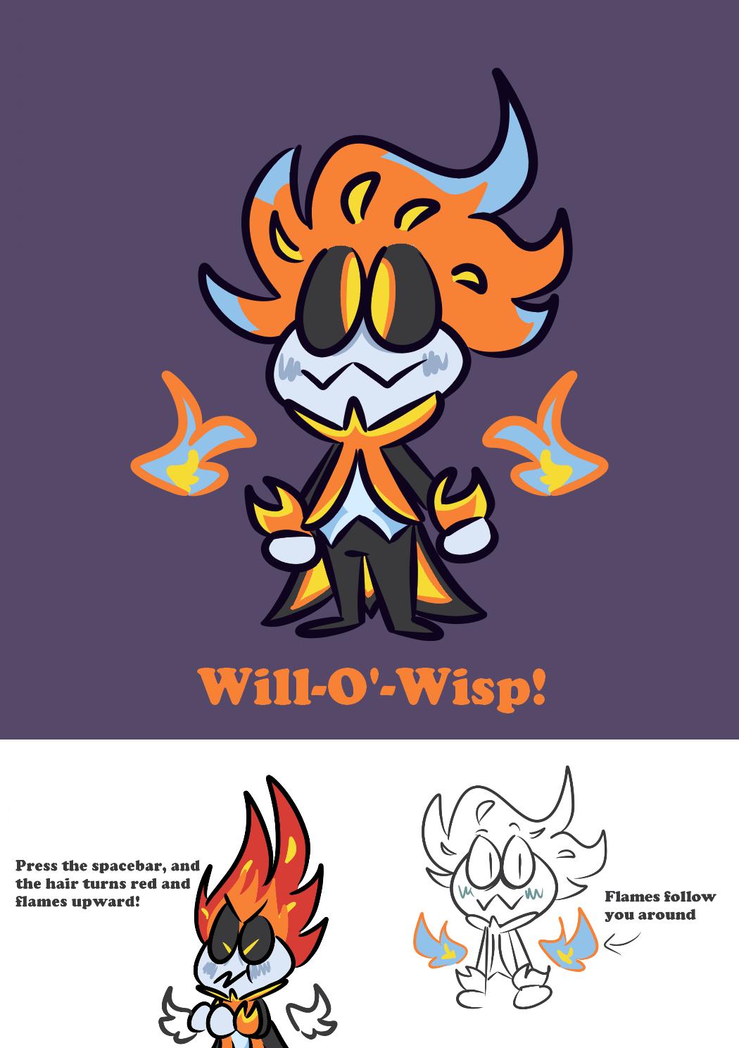 Will-o-wisp by Sleepy Biker