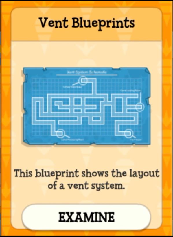 Vent Blueprints item